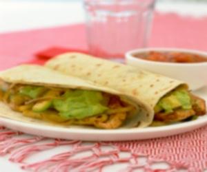 foto da receita Tacos de frango