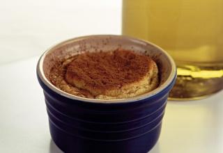 foto da receita Suflê de arroz doce