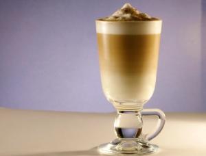 Frappuccino de doce de leite