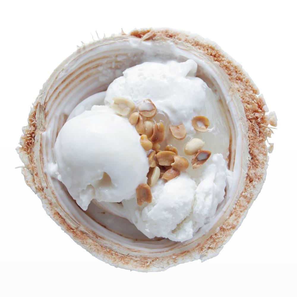 foto da receita Gelado de coco