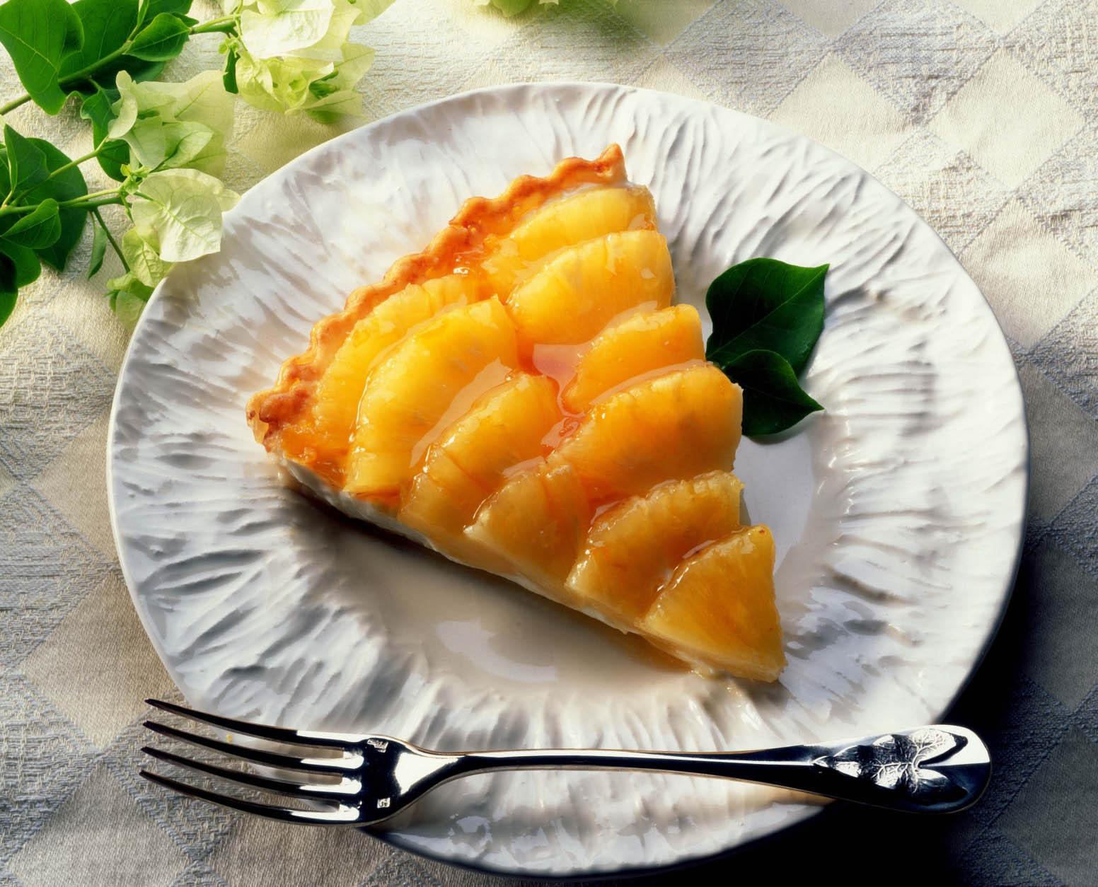 foto da receita Torta de frutas