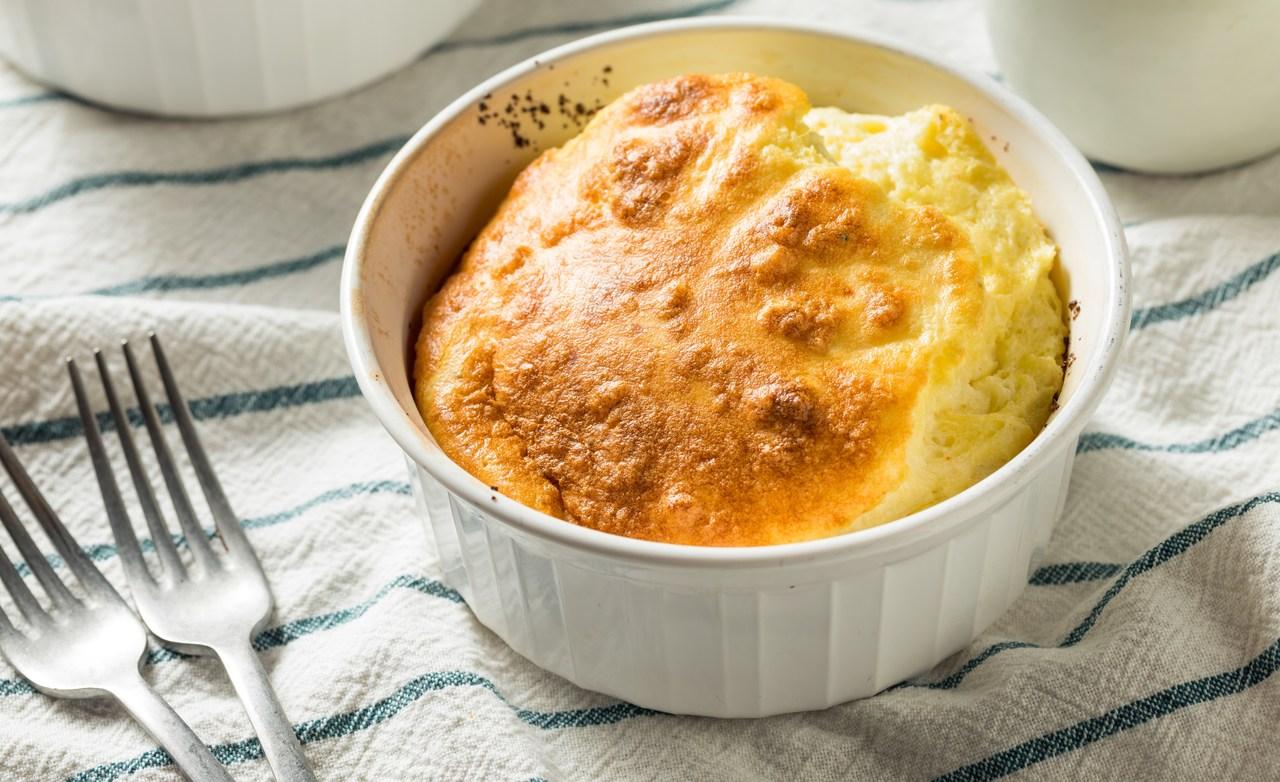 foto da receita Suflê de batata