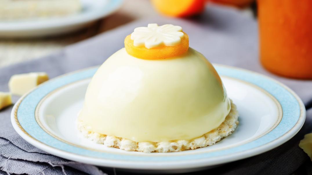 foto da receita Mousse de queijo