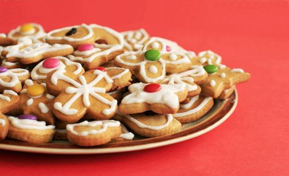 foto da receita Biscoitinhos de natal