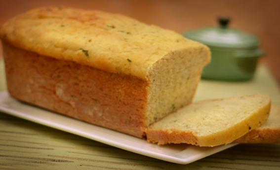 foto da receita Pão com ervas