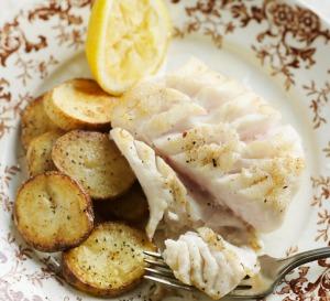foto da receita Filé de pescada assado