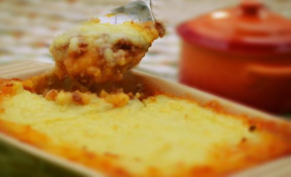 foto da receita Torta madalena