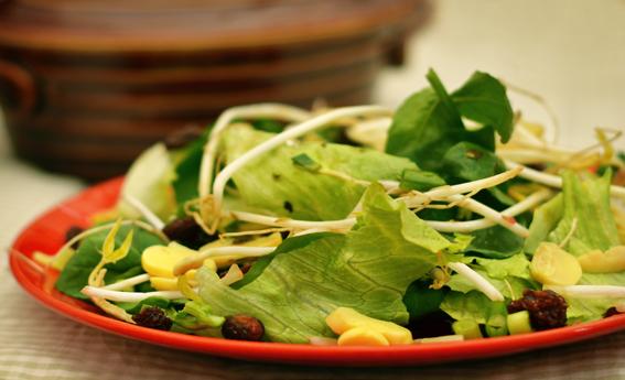 foto da receita Salada oriental