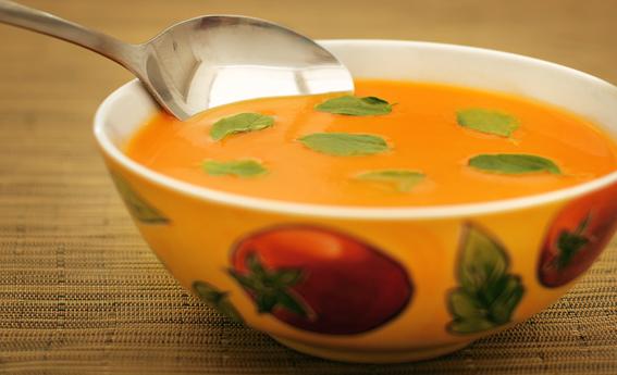 foto da receita Creme de tomates