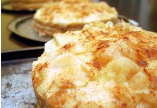 foto da receita Torta de maçã