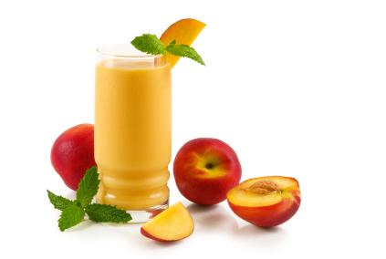 Suco de pêssego
