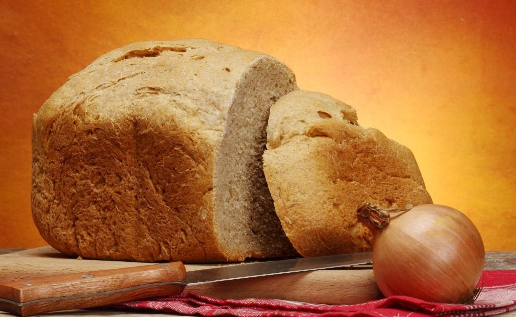 foto da receita Pãozinho de cebola