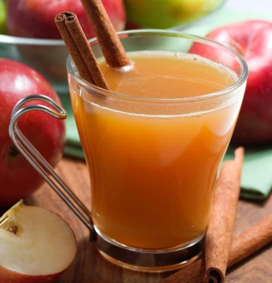 foto da receita Quentão com maçã