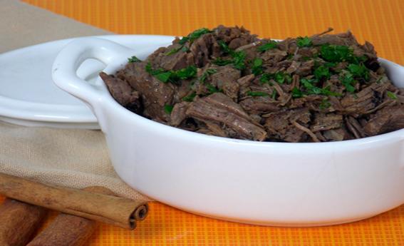 foto da receita Carne cozida árabe