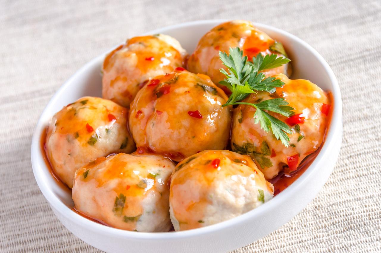 foto da receita Almôndegas de legumes