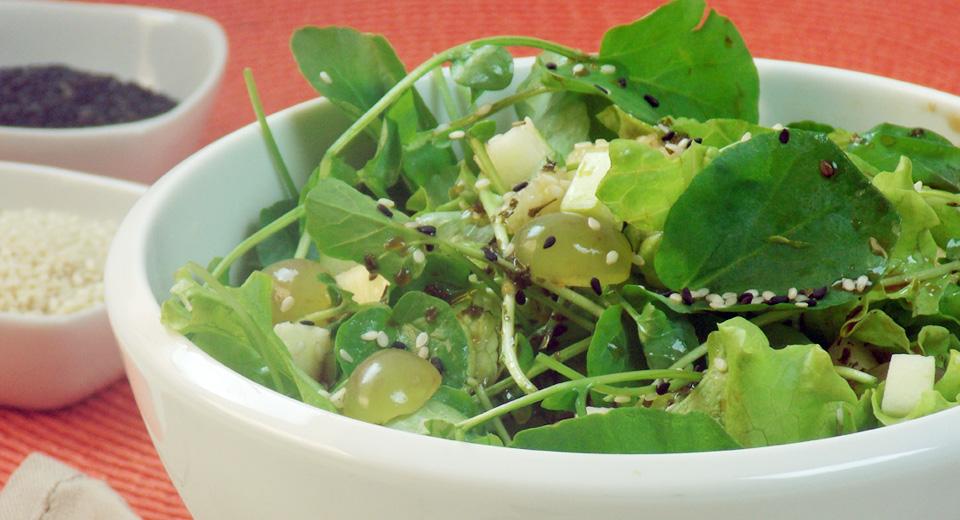 foto da receita Salada tropical