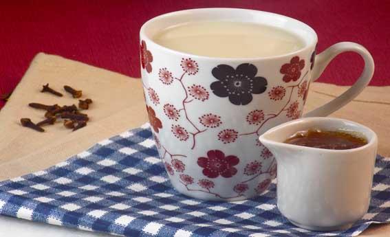 foto da receita Chá inglês