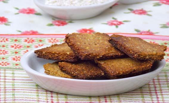 foto da receita Bolachinhas de soja