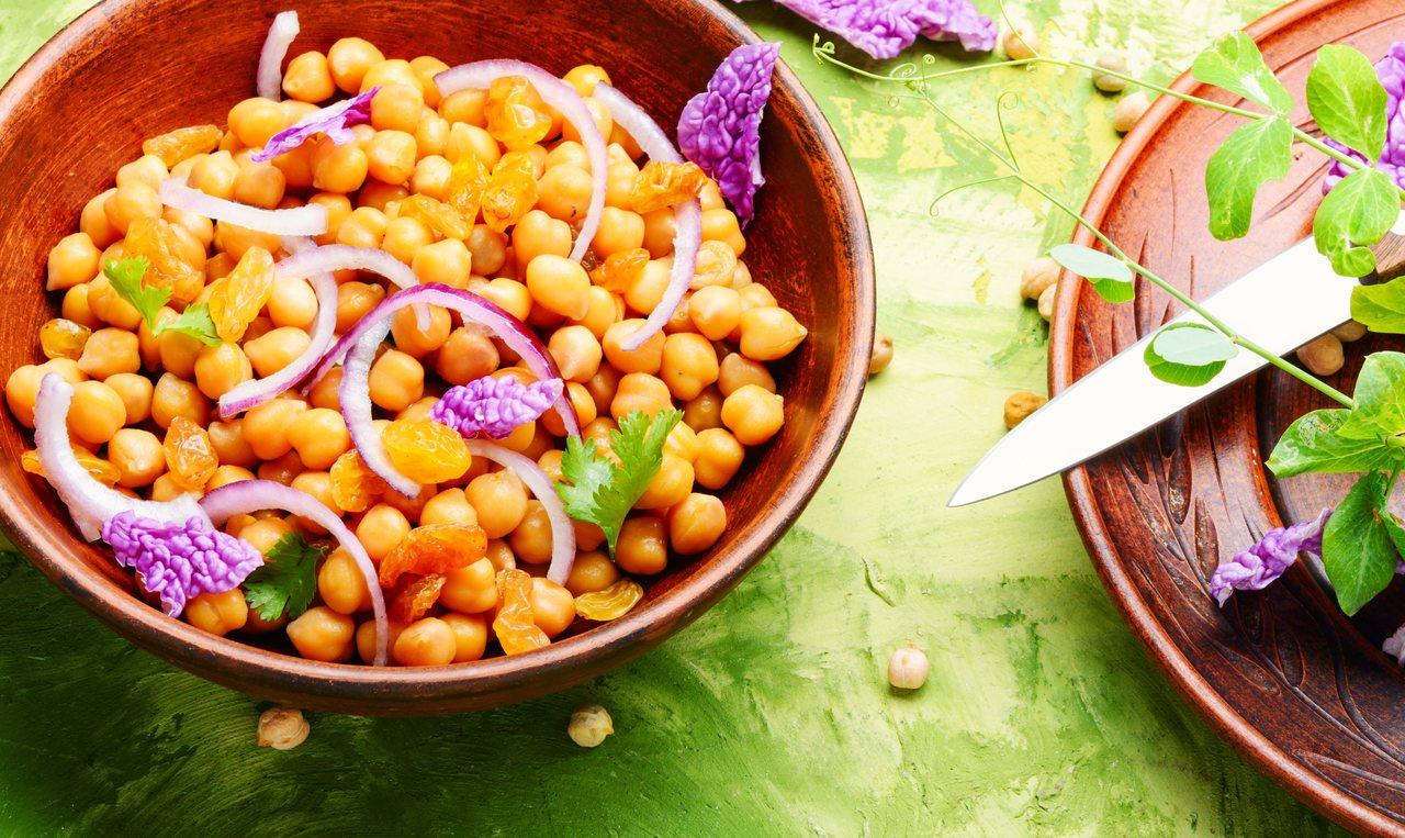 foto da receita Salada de soja