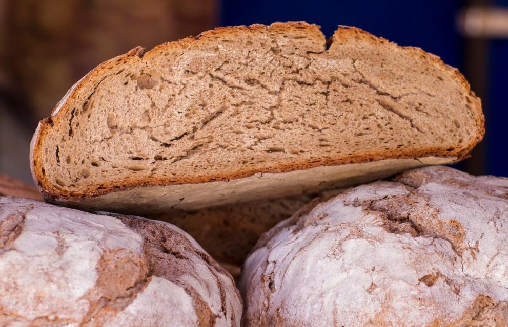 foto da receita Pão francês integral