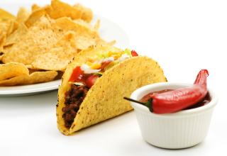 foto da receita Tacos de carne