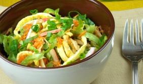 foto da receita Salada do oriente