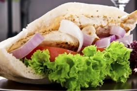 foto da receita Beirute de frango