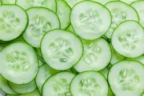 foto da receita Salada de pepino com gengibre