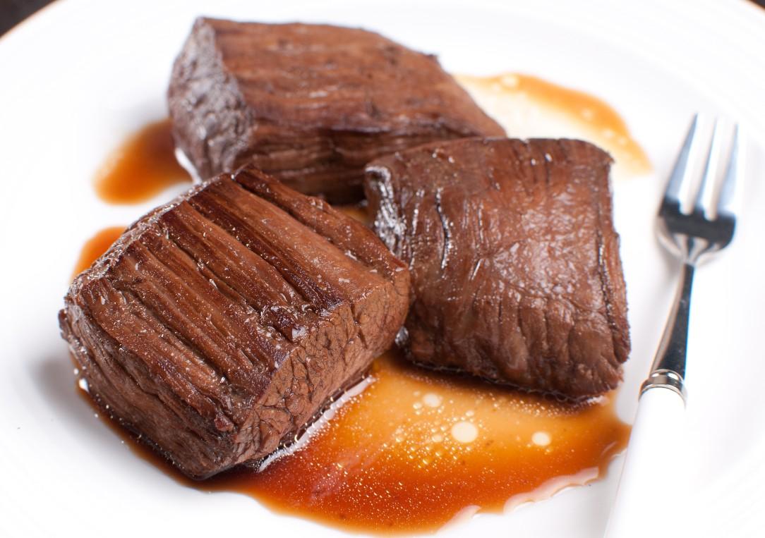foto da receita Carne ao molho shoyu e ervas finas