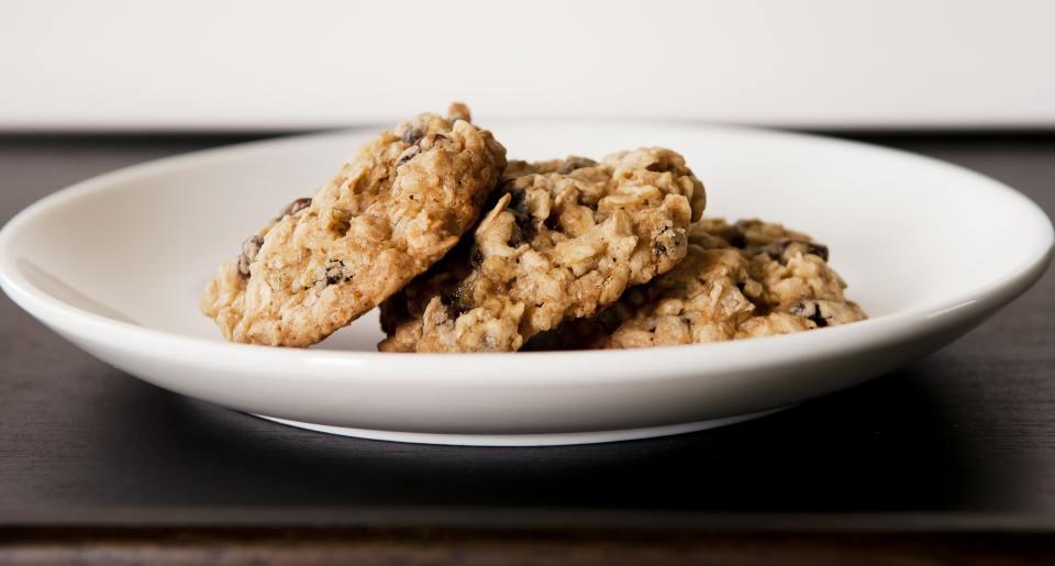 foto da receita Biscoito de avelã