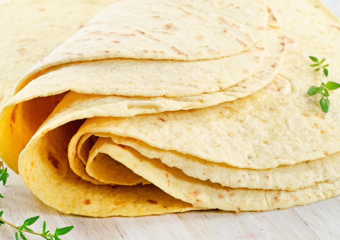foto da receita Tortilla com enchilada