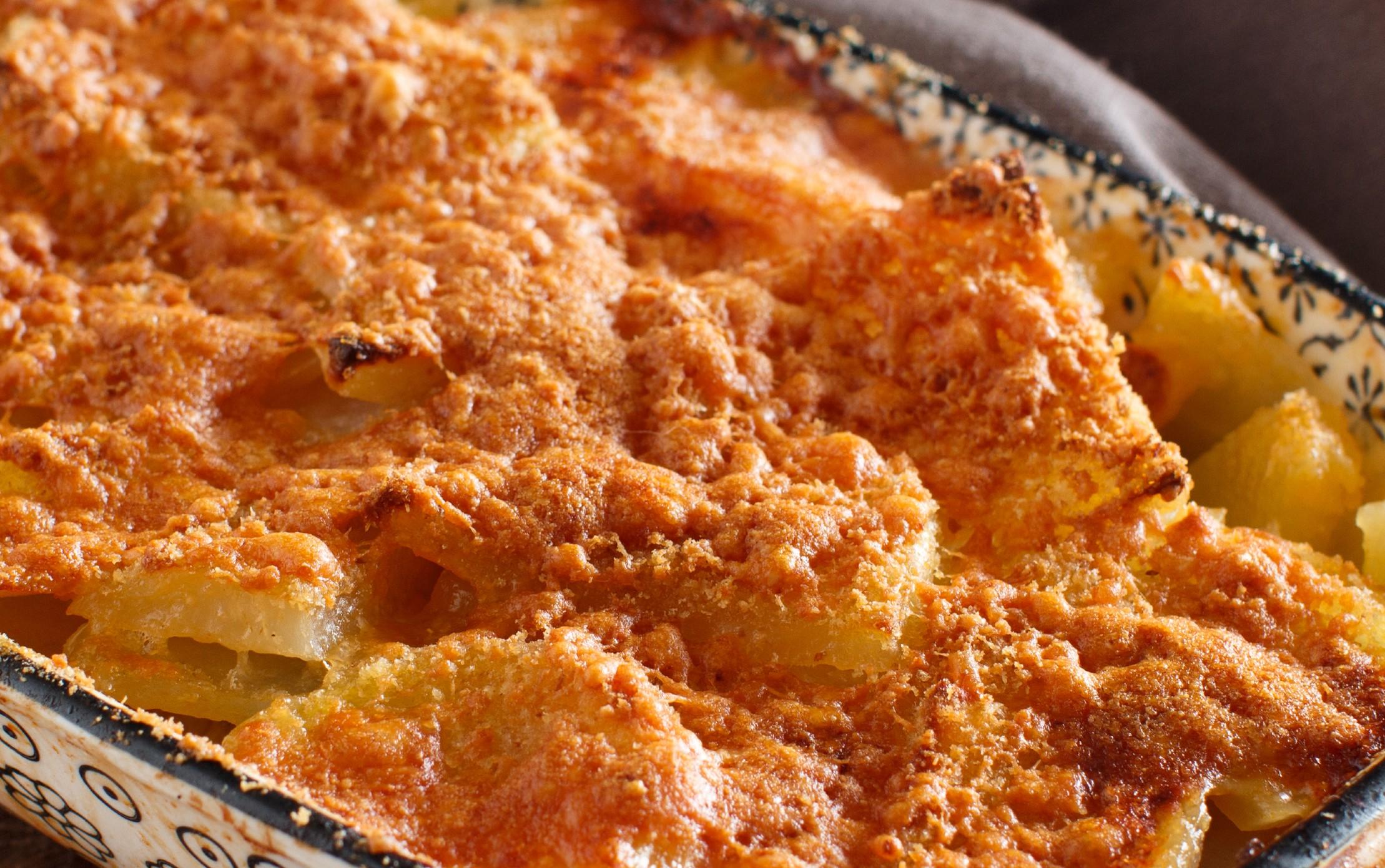 foto da receita Bacalhau a gomes de sá