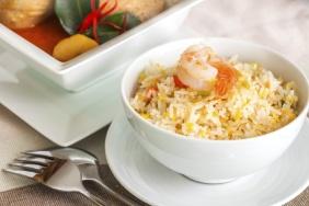 foto da receita Pacu seco com arroz