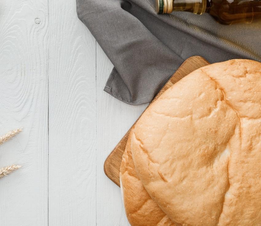 foto da receita Pãozinho rápido
