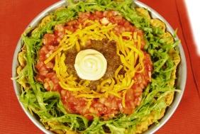 foto da receita Salada mexicana