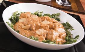 foto da receita Estrogonofe de frango rápido
