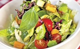 foto da receita Salada de lula