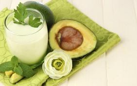 foto da receita Mousse de abacate