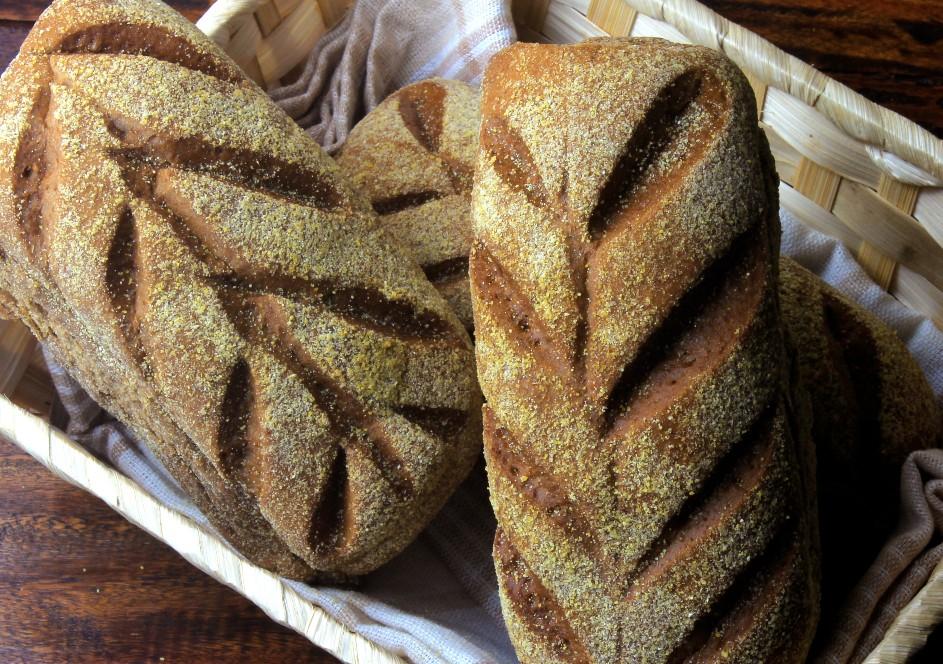 foto da receita Pão australiano