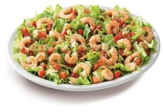 foto da receita Salada de camarão