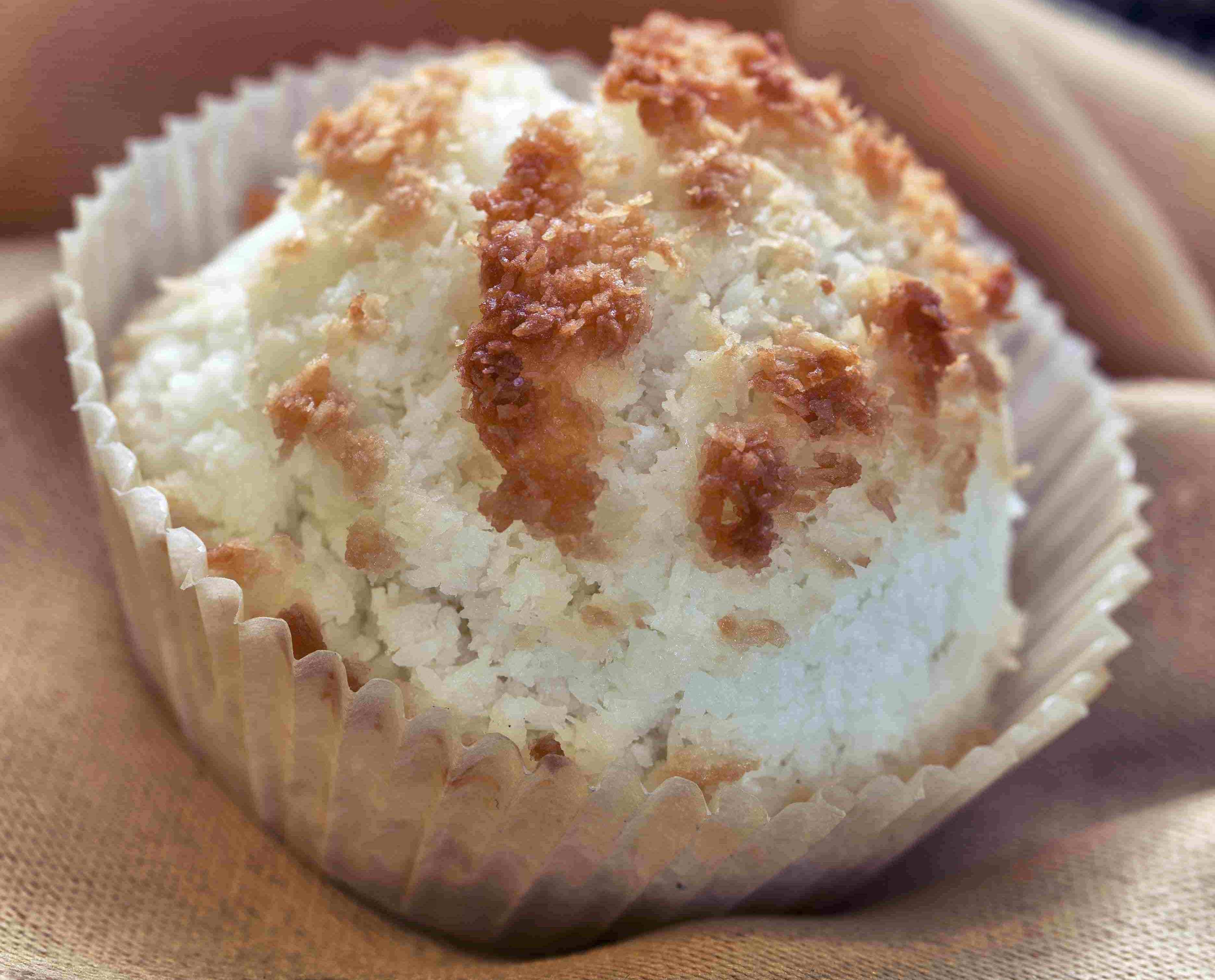 foto da receita Bombocado de coco