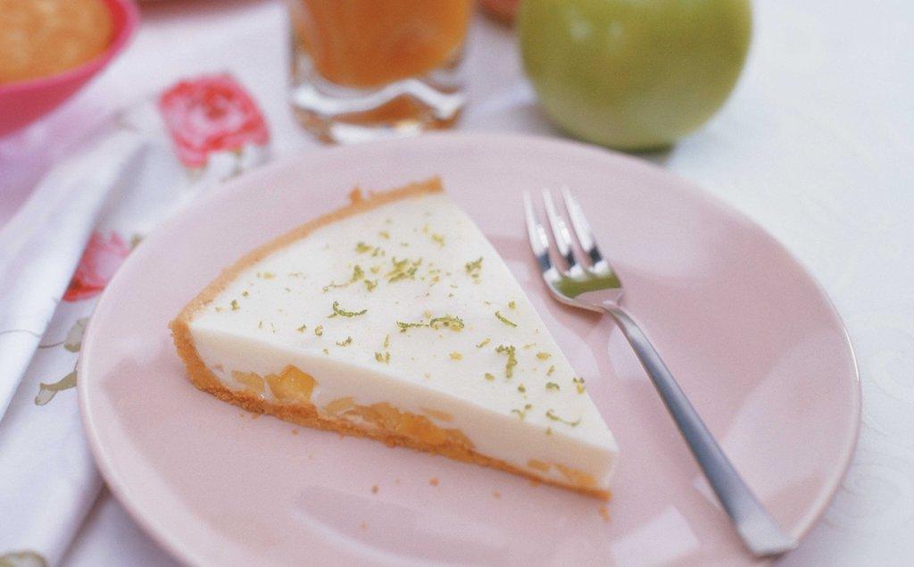 foto da receita Torta de maçã e abacaxi