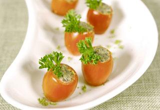 foto da receita Tomate recheado
