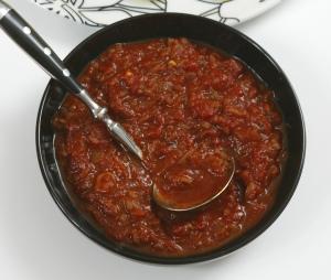 foto da receita Patê de tomate seco