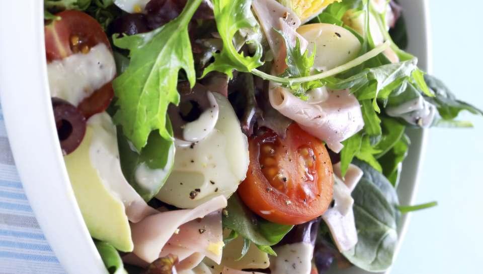 foto da receita Salada russa
