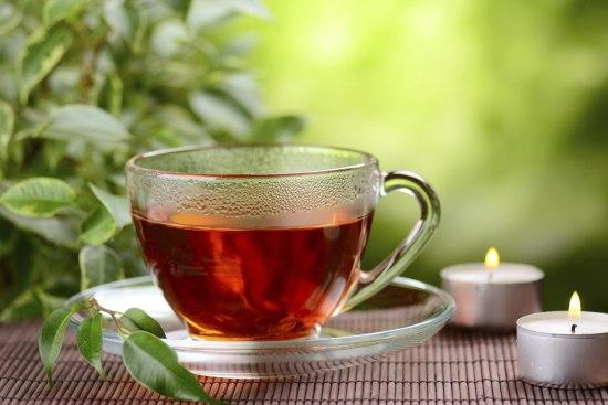 Chá diferente