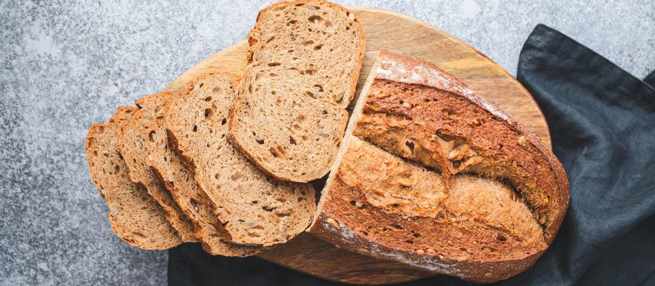 foto da receita Pão de aveia