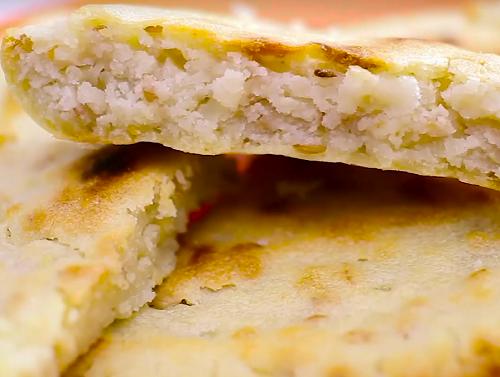 Pão de panela sem glúten