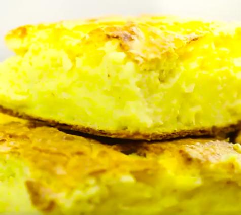 foto da receita Bolo de milho cremoso