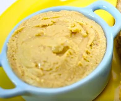 Pasta de amendoim saudável